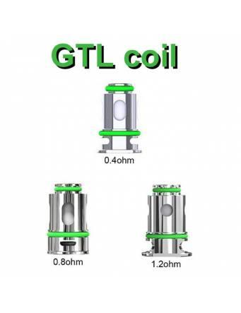 Eleaf GTL pod tank DTL 4,5ml - Resistenze