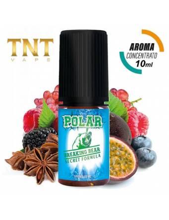 "TNT Vape ""Polar"" BREAKING BEAR 10ml aroma concentrato"