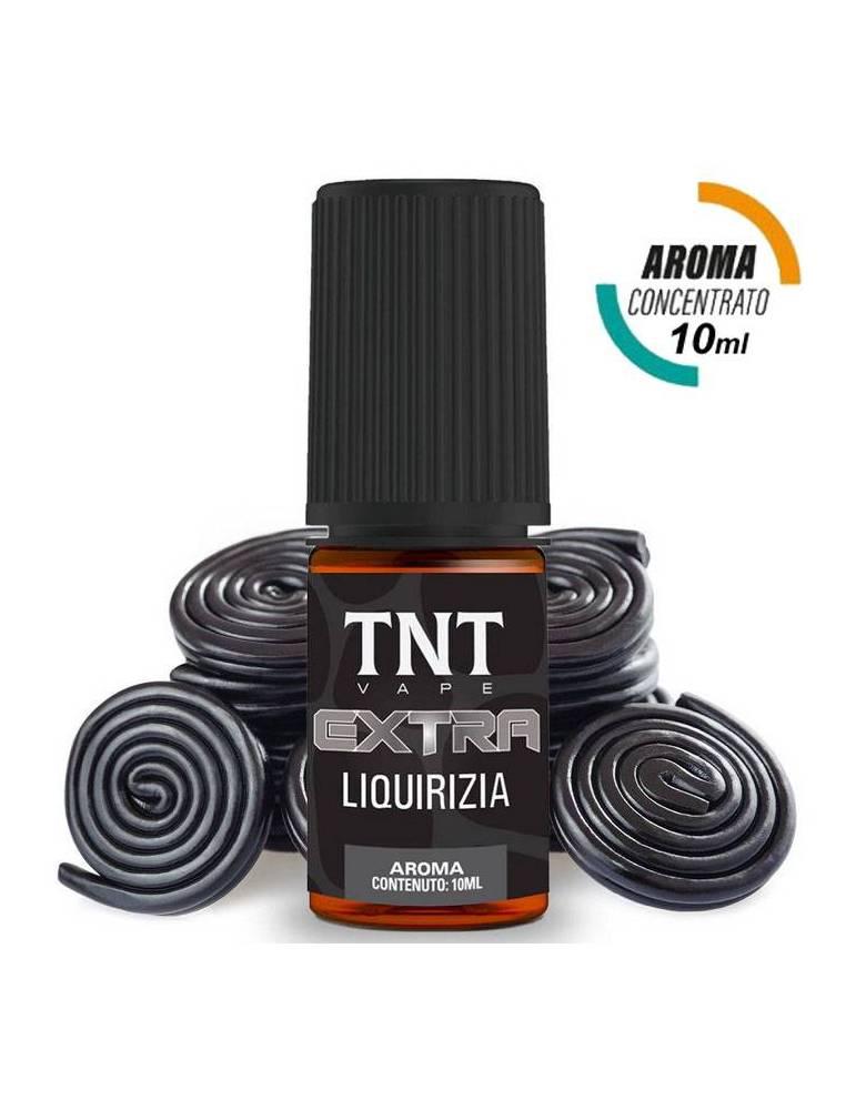 TNT Vape Extra LIQUIRIZIA 10ml aroma concentrato