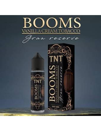 TNTVape BOOMS VCT GRAN RESERVE 20ml aroma scomposto lp