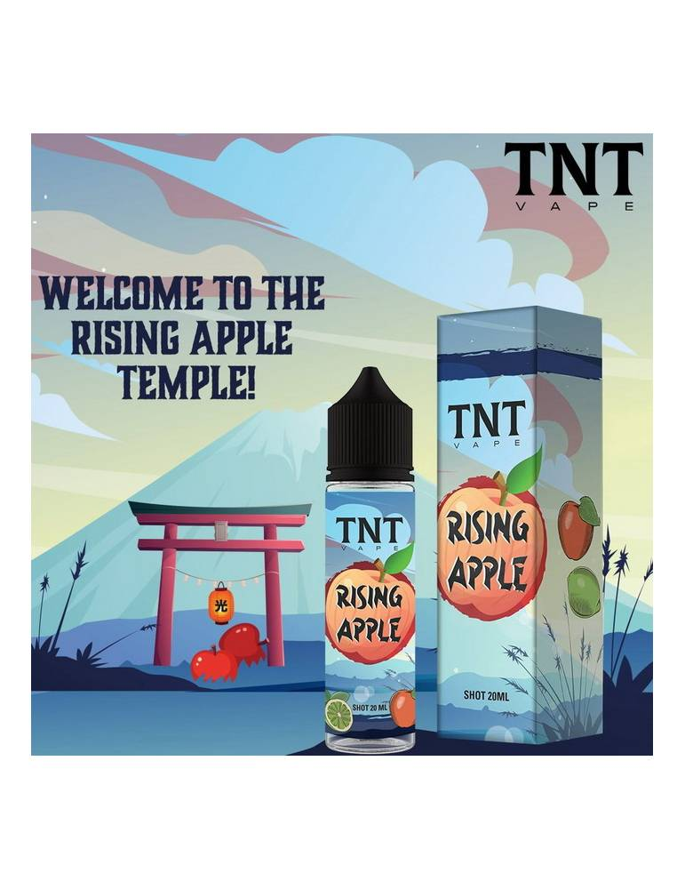 "TNTVape ""Lab"" RISING APPLE 20ml aroma scomposto lp"