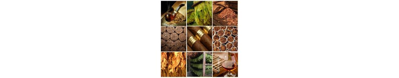 Aromi tabaccosi Cyber Flavour